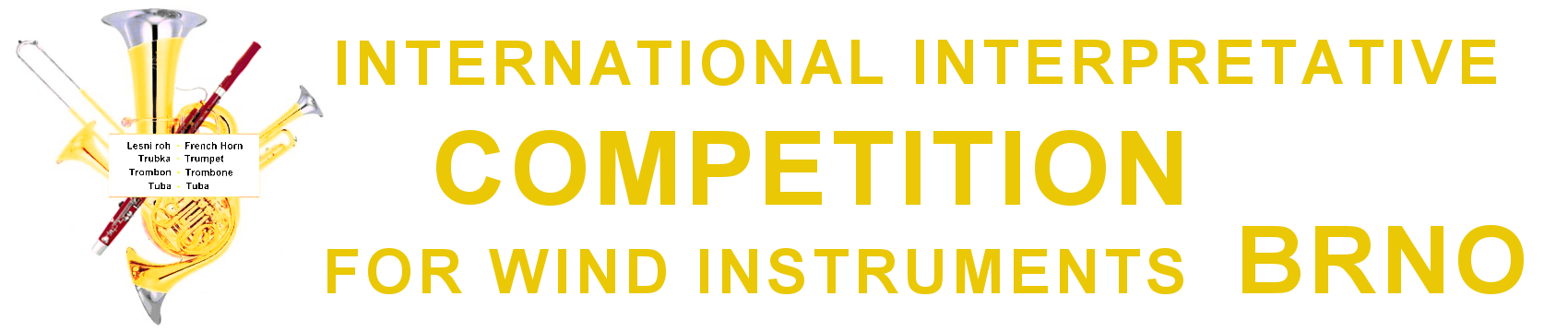 International interpretative wind instruments competition Brno
